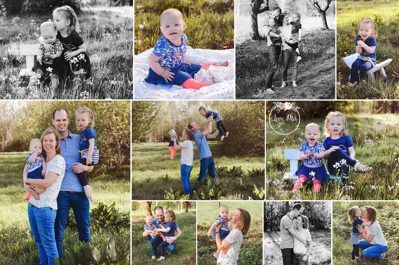 gezins shoot