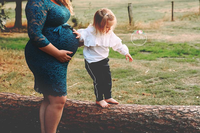 zwangerschapshoot ommen