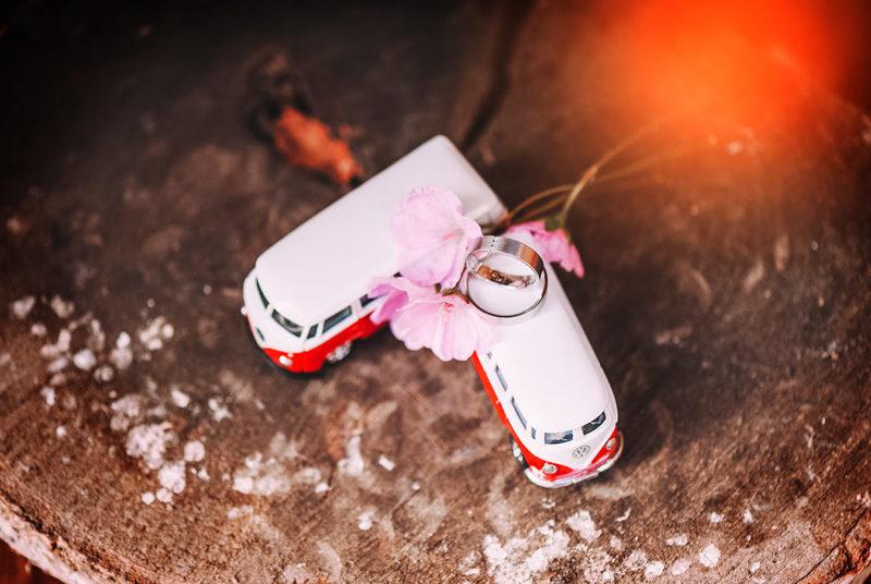trouwen volkswagen