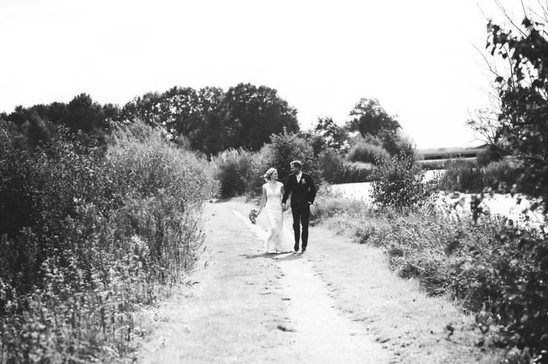 trouwen ongedwongen