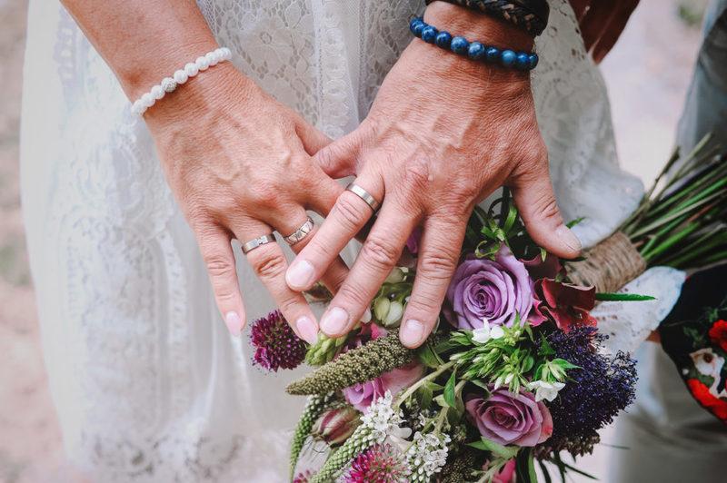trouwen ringen