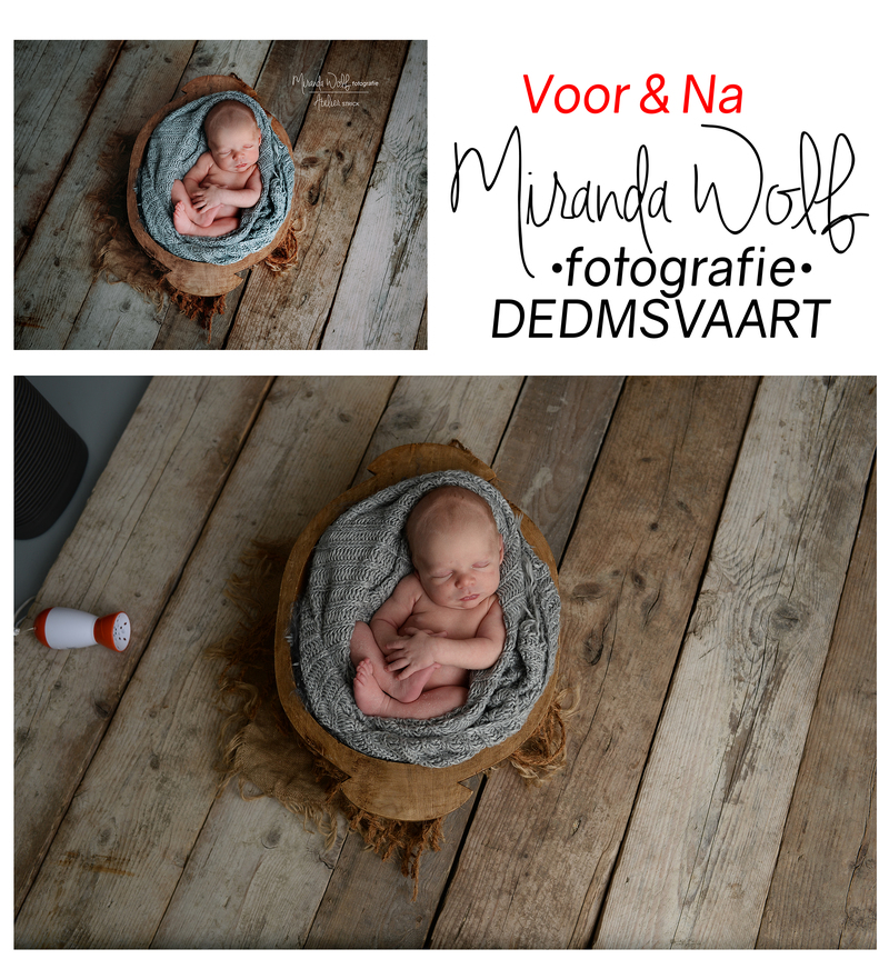 professionele newbornfoto