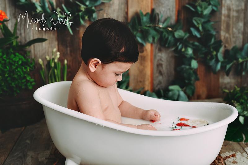 bath tube session