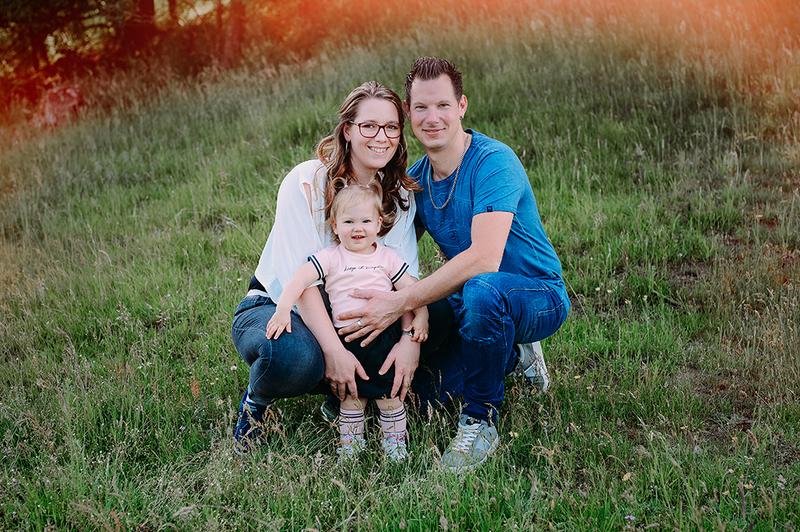 gezinsfoto loozen