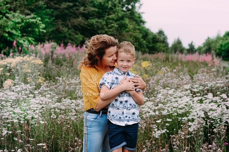 mama met mij shoot