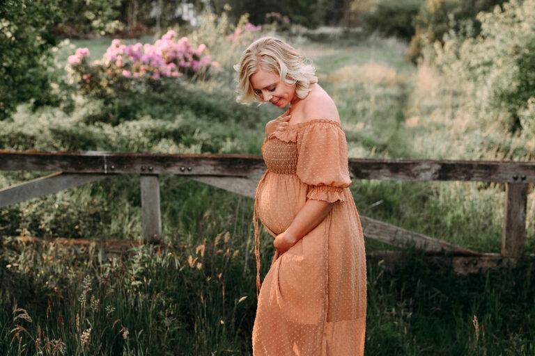 zwangershoot aardetinten