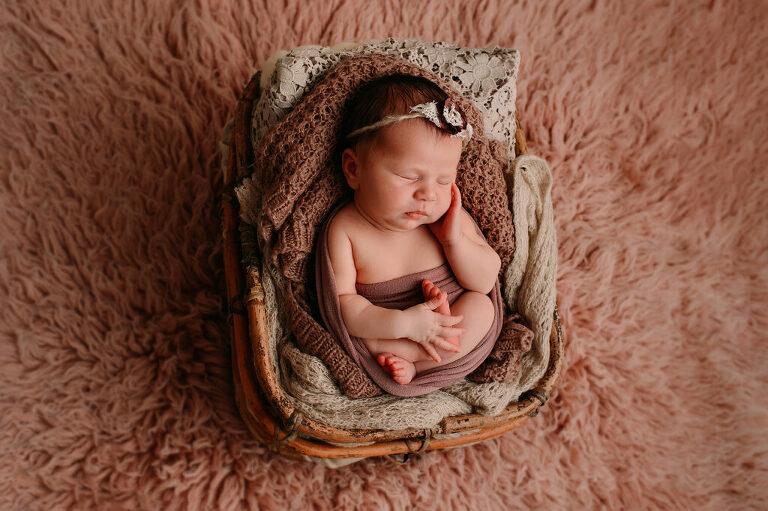 newnborn oud roze