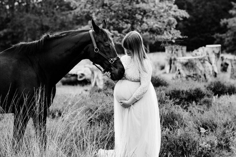 paardenshoot zwangerschap